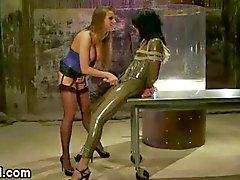 BDSM, Bondage and Domination Scenes
