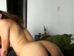 Shemale Brandy Scott Transsexual gets fucked and cums