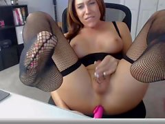 Hot Camgirl Nikki Playing and Cumshow on Cam 091917 1h50m