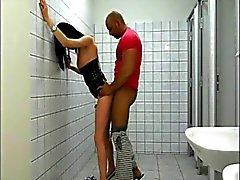 Stephanie sex in toilet
