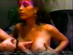 Stasha gets big boobs cummed on