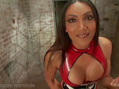 TS Goddess POV Punishment