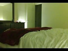 Horny fucking at hotel room