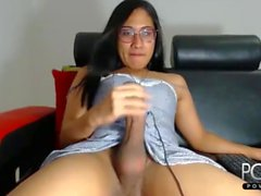 Monstercock sexy shemale online
